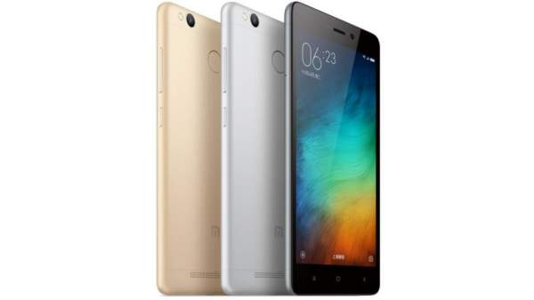 Xiaomi Redmi 3S Specifications, Release Date, Price, Features