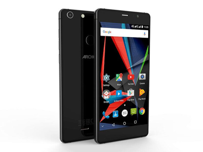 Archos 55 Diamond Selfie Specifications, Price, Release Date, Features