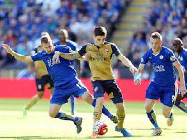 Leicester City vs Arsenal Live Score