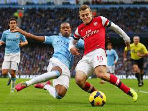 Manchester City vs Arsenal Live Score