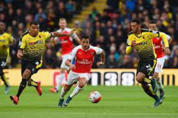 Watford vs Arsenal Live Score