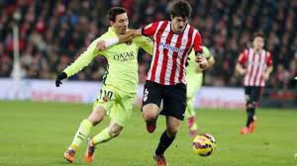 Athletic Club vs Barcelona Live Score