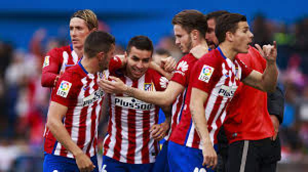 Atletico Madrid vs Alaves Live Score
