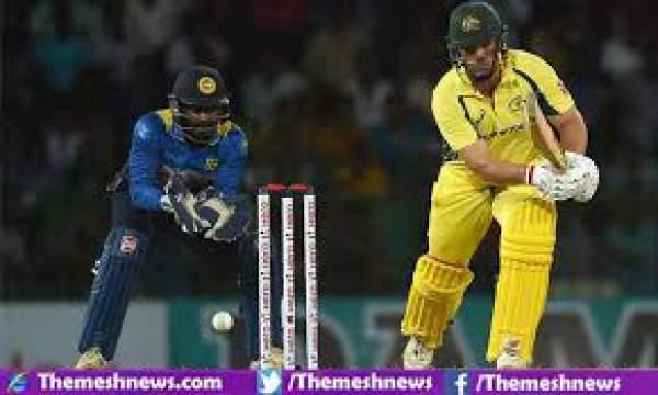 Sri Lanka vs Australia Live Score