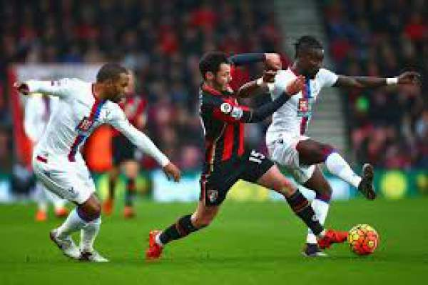 Crystal Palace vs Bournemouth Live Score