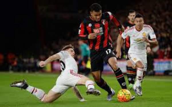 Bournemouth vs Manchester United Live Score