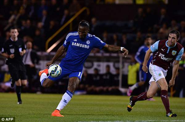 Chelsea vs Burnley Live Score