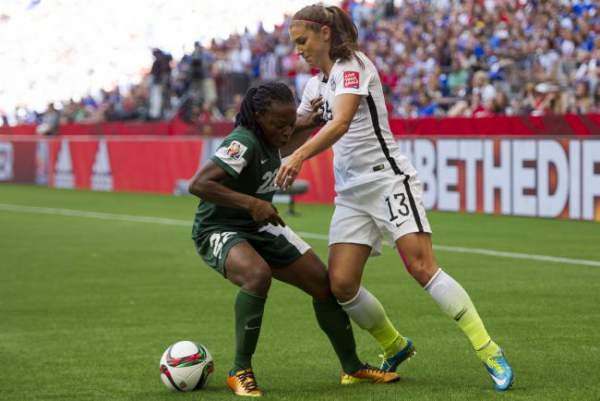 USA vs Colombia Live Score