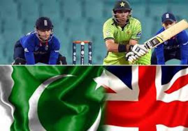 England vs Pakistan Live Score