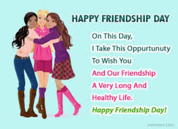 Happy Friendship Day 2018 Quotes, BFF Images, Best Friends Forever Sayings, Quotations, Status