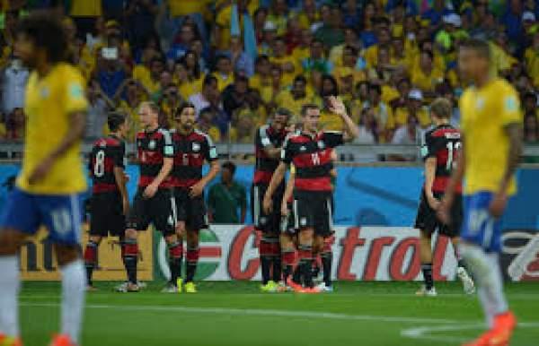 Brazil vs Germany Live Score