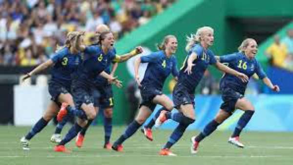 Sweden vs Germany Live Score