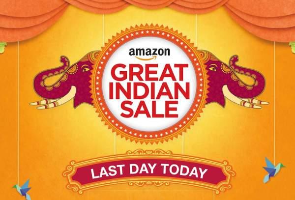 Amazon Great Indian Sale 2016 - Diwali Sale