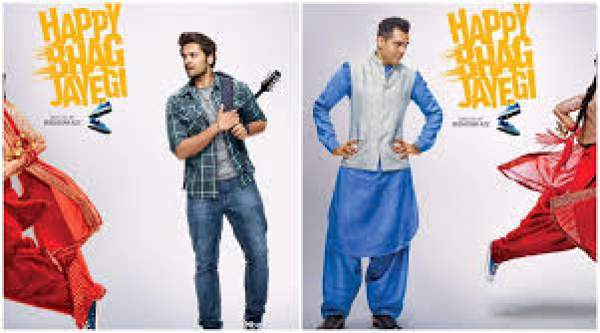 Happy Bhag Jayegi 1st Day Collection Opening HBJ First Friday Box Office