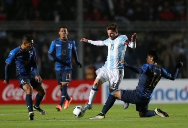 Argentina vs Honduras Live Streaming