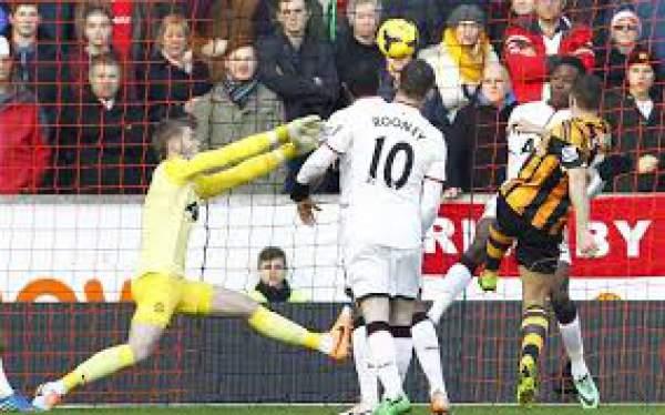 Hull City vs Manchester United Live Score