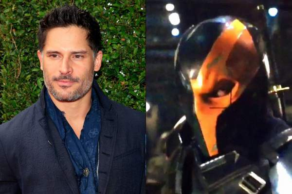 Is Joe Manganiello Playing Deathstroke