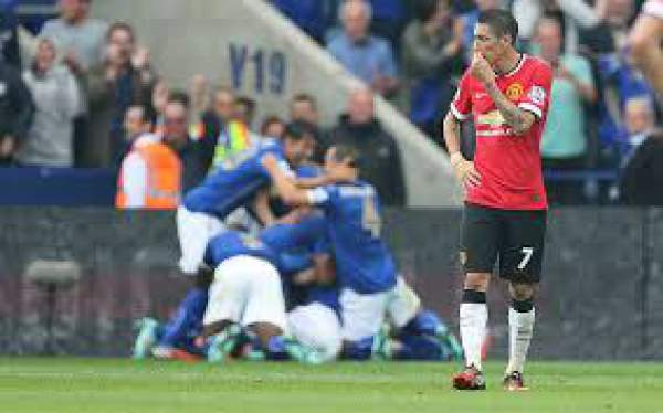 Leicester City vs Manchester United Live Score