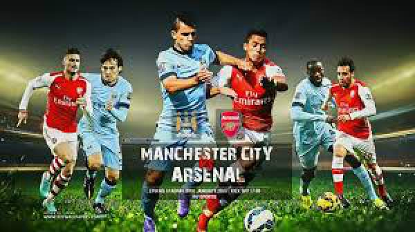 Manchester City vs Arsenal Live Score
