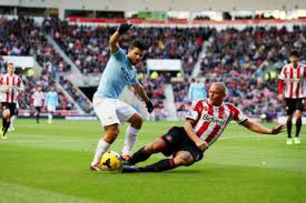 Manchester City vs Sunderland Live Streaming