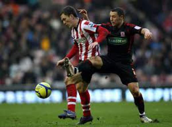 Sunderland vs Middlesbrough Live Score