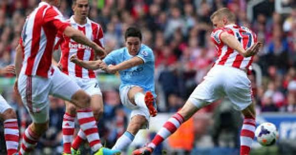 Stoke City vs Manchester City Live Score