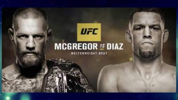 Nate Diaz vs Conor McGregor UFC 202 Live Streaming