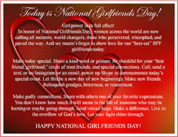National Girlfriend Day 2018, National Girlfriend Day Quotes, National Girlfriend Day Wishes, National Girlfriend Day Messages, National Girlfriend Day Greetings, National Girlfriend Day WhatsApp Status, National Girlfriend Day images, National Girlfriend Day pictures, National Girlfriend Day wallpapers