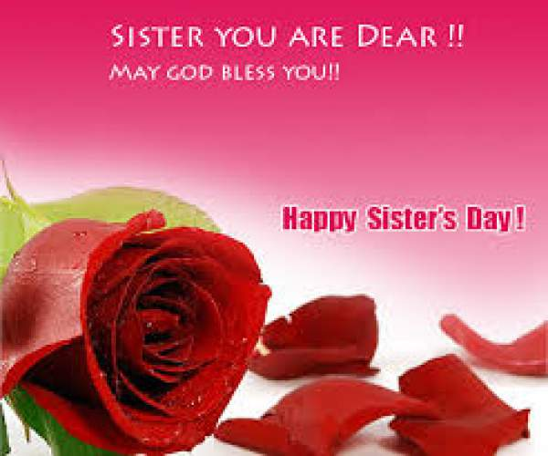 National Sisters Day Quotes, Wishes, Messages, Sayings, Greetings, WhatsApp Status, Images