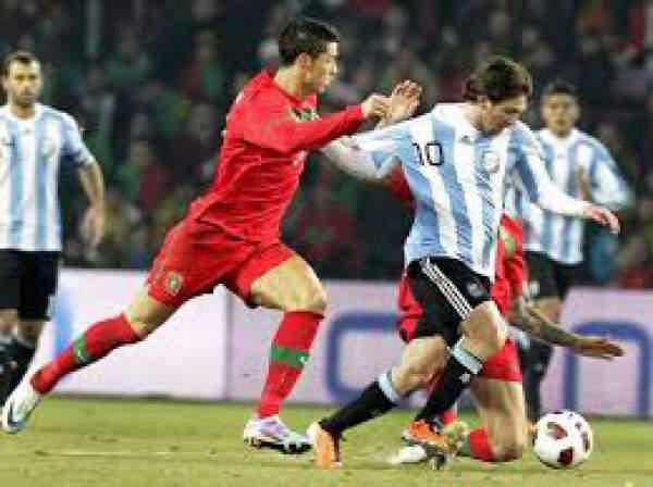 Portugal vs Argentina Live Score