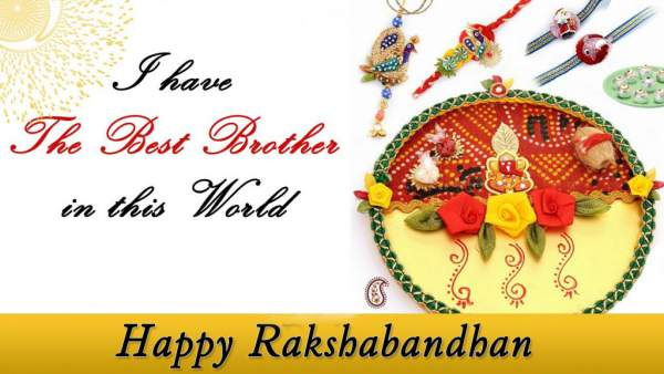 Happy RaRaksha Bandhan Wallpapersksha Bandhan 2018 Quotes, Wishes, Status, Messages, SMS, WhatsApp Wallpapers
