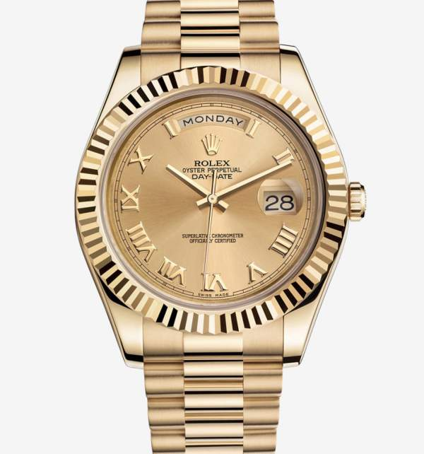 Marcus Rashford Rolex Day Date 2 Watch Stolen
