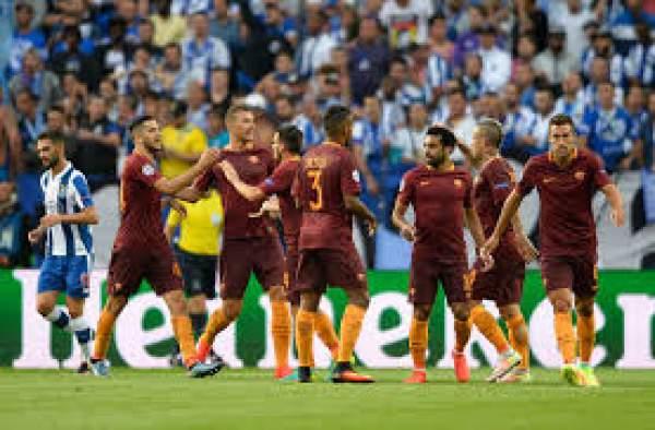 Roma vs Porto Live Score