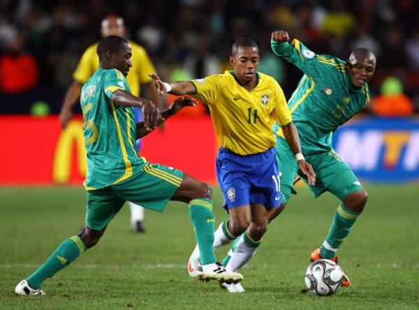 Brazil vs South Africa Live Score