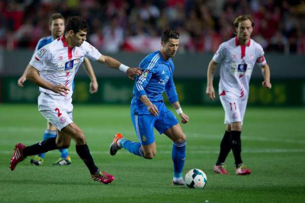 Real Madrid vs Sevilla FC Live Score