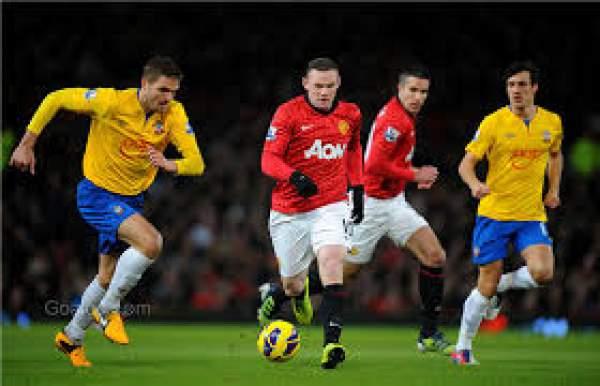 Manchester United vs Southampton Live Score