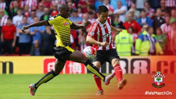 Southampton vs Watford Live Streaming