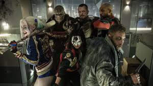 Suicide Squad Review RatingSuicide Squad Movie Review