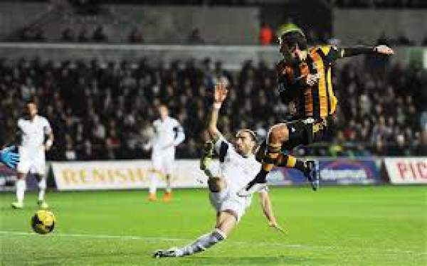 Swansea City vs Hull City Live Score