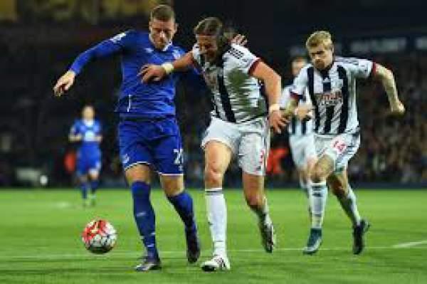 West Brom vs Everton Live Score
