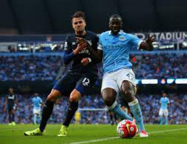 Manchester City vs West Ham United Live Score