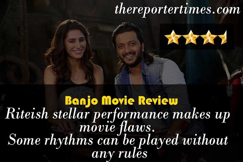 banjo movie review, banjo, banjo review, banjo rating, banjo review rating, banjo review and rating