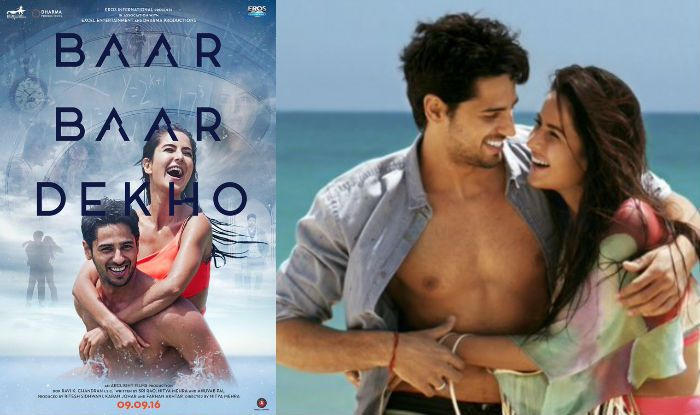 Baar Baar Dekho 2nd Day Collection and box office earnings report of bbd. baar baar dekho