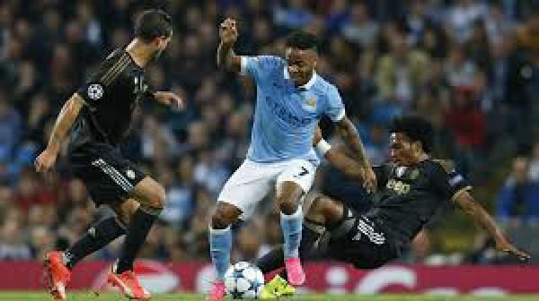 Manchester City vs Borussia M'Gladbach Live Score