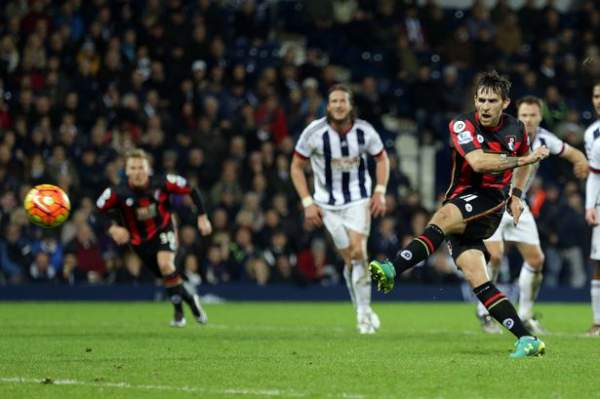 Bournemouth vs West Brom Live Score