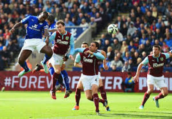 Leicester City vs Burnley Live Score