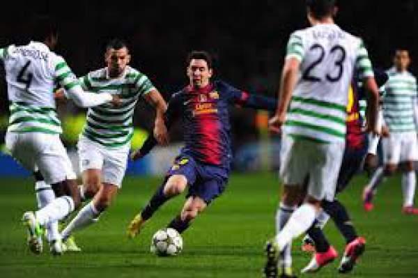 Barcelona vs Celtic Live Score