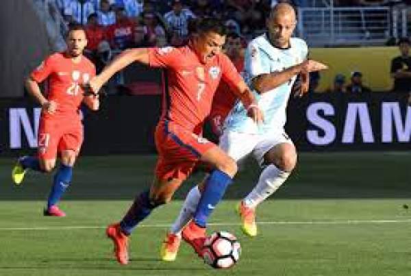 Chile vs Bolivia Live Score