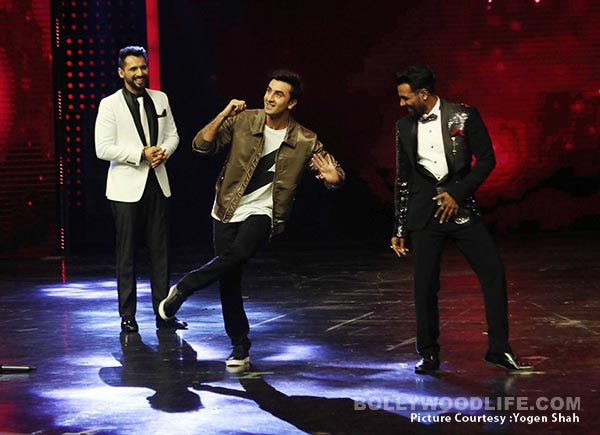 Ranbir Kapoor on Dance Plus+2 Stage