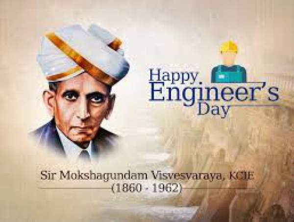 Happy Engineers' Day 2018